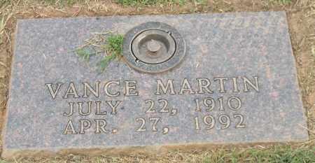 MARTIN, VANCE - Saline County, Arkansas | VANCE MARTIN - Arkansas Gravestone Photos