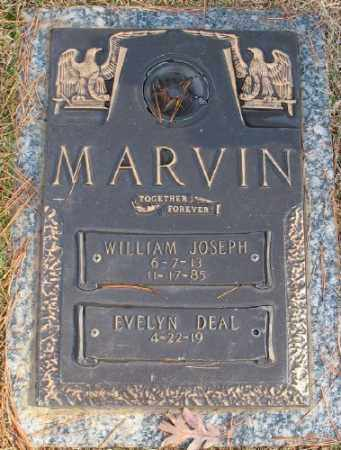 MARVIN, WILLIAM JOSEPH - Saline County, Arkansas | WILLIAM JOSEPH MARVIN - Arkansas Gravestone Photos