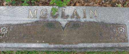 MCCLAIN, TESSIE J. - Saline County, Arkansas | TESSIE J. MCCLAIN - Arkansas Gravestone Photos