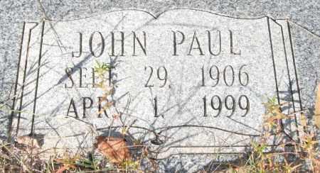 MCCUTCHEON, JOHN PAUL (CLOSEUP) - Saline County, Arkansas | JOHN PAUL (CLOSEUP) MCCUTCHEON - Arkansas Gravestone Photos