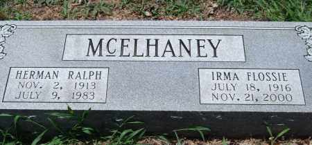 MCELHANEY, HERMAN RALPH - Saline County, Arkansas | HERMAN RALPH MCELHANEY - Arkansas Gravestone Photos