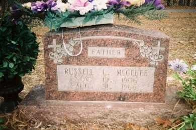 BLACK MCGEHEE, MARTHA J. - Saline County, Arkansas | MARTHA J. BLACK MCGEHEE - Arkansas Gravestone Photos
