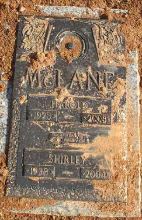 MCLANE, HAROLD - Saline County, Arkansas | HAROLD MCLANE - Arkansas Gravestone Photos