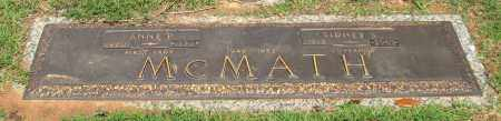 MCMATH, SARAH ANNE - Saline County, Arkansas | SARAH ANNE MCMATH - Arkansas Gravestone Photos