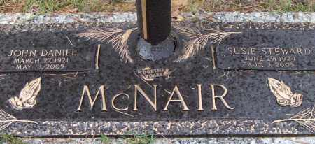 MCNAIR, SUSIE - Saline County, Arkansas | SUSIE MCNAIR - Arkansas Gravestone Photos