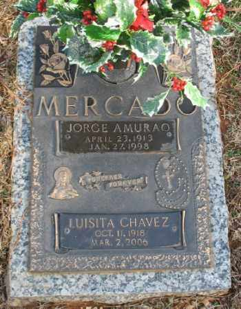 MERCADO, JORGE AMURAO - Saline County, Arkansas | JORGE AMURAO MERCADO - Arkansas Gravestone Photos