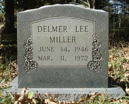 MILLER, DELMER LEE - Saline County, Arkansas | DELMER LEE MILLER - Arkansas Gravestone Photos