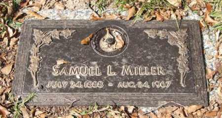 MILLER, SAMUEL L. - Saline County, Arkansas | SAMUEL L. MILLER - Arkansas Gravestone Photos
