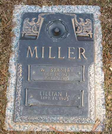 MILLER, W. STANLEY - Saline County, Arkansas | W. STANLEY MILLER - Arkansas Gravestone Photos