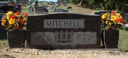 CALLAHAN MITCHELL, MILDRED G. - Saline County, Arkansas | MILDRED G. CALLAHAN MITCHELL - Arkansas Gravestone Photos