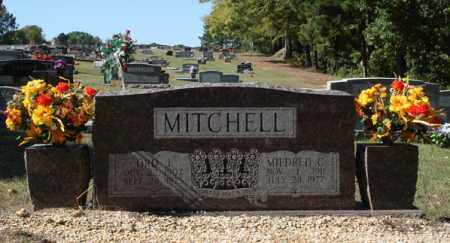 MITCHELL, ORD J. - Saline County, Arkansas | ORD J. MITCHELL - Arkansas Gravestone Photos