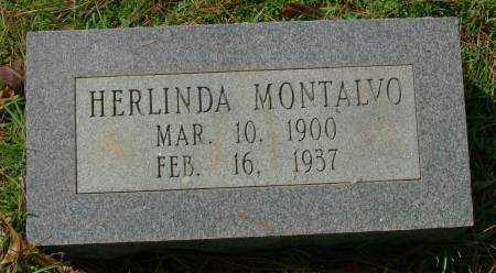 MONTALVO, HERLINDA - Saline County, Arkansas | HERLINDA MONTALVO - Arkansas Gravestone Photos