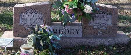 MOODY, CHARLIE L. - Saline County, Arkansas | CHARLIE L. MOODY - Arkansas Gravestone Photos
