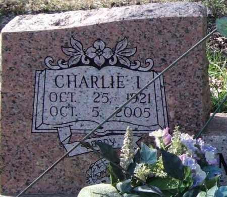 MOODY, CHARLIE L. (CLOSEUP) - Saline County, Arkansas | CHARLIE L. (CLOSEUP) MOODY - Arkansas Gravestone Photos
