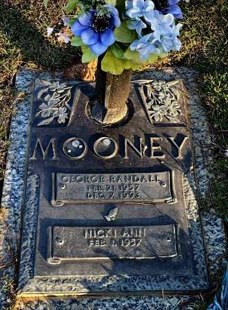 MOONEY, GEORGE RANDALL - Saline County, Arkansas | GEORGE RANDALL MOONEY - Arkansas Gravestone Photos