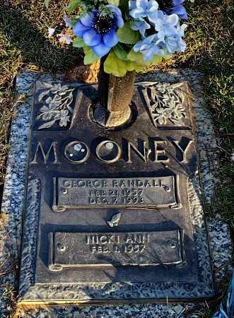 MOONEY, GEORGE RANDALL - Saline County, Arkansas | GEORGE RANDALL MOONEY - Arkansas Gravestone Photos
