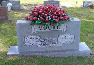 MOORE, BOBBY G. - Saline County, Arkansas | BOBBY G. MOORE - Arkansas Gravestone Photos
