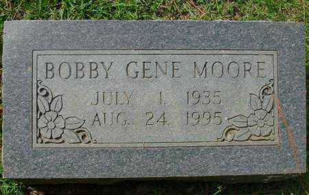 MOORE, BOBBY - Saline County, Arkansas | BOBBY MOORE - Arkansas Gravestone Photos