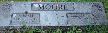 MOORE, DARRELL - Saline County, Arkansas | DARRELL MOORE - Arkansas Gravestone Photos