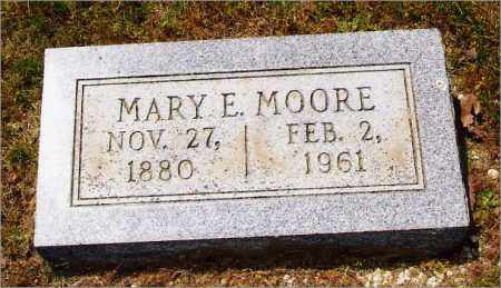 LEWIS MOORE, MARY - Saline County, Arkansas | MARY LEWIS MOORE - Arkansas Gravestone Photos