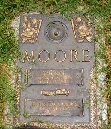 MOORE, TUCKER - Saline County, Arkansas | TUCKER MOORE - Arkansas Gravestone Photos