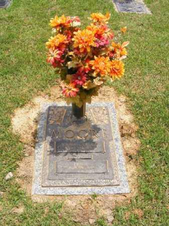MOORE, VERNON LEROY, SR. - Saline County, Arkansas | VERNON LEROY, SR. MOORE - Arkansas Gravestone Photos