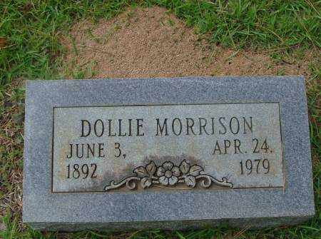 MORRISON, DOLLIE - Saline County, Arkansas | DOLLIE MORRISON - Arkansas Gravestone Photos