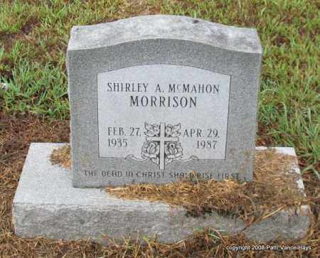 MORRISON, SHIRLEY A. - Saline County, Arkansas | SHIRLEY A. MORRISON - Arkansas Gravestone Photos