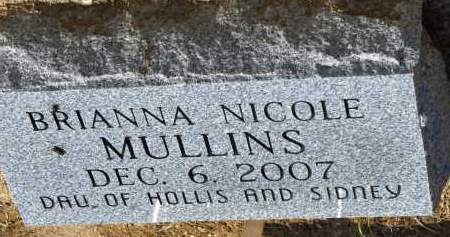 MULLINS, HOLLIS - Saline County, Arkansas | HOLLIS MULLINS - Arkansas Gravestone Photos