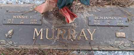 MURRAY, BENJAMIN H. - Saline County, Arkansas | BENJAMIN H. MURRAY - Arkansas Gravestone Photos