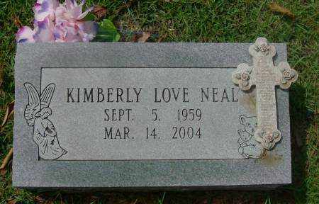 NEAL, KIMBERLY - Saline County, Arkansas | KIMBERLY NEAL - Arkansas Gravestone Photos