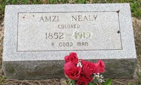 NEALY, AMZI - Saline County, Arkansas | AMZI NEALY - Arkansas Gravestone Photos