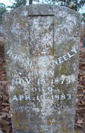 NEELY, ROSCOE E. - Saline County, Arkansas | ROSCOE E. NEELY - Arkansas Gravestone Photos