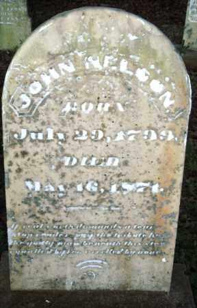 NELSON, JOHN - Saline County, Arkansas   JOHN NELSON - Arkansas Gravestone Photos