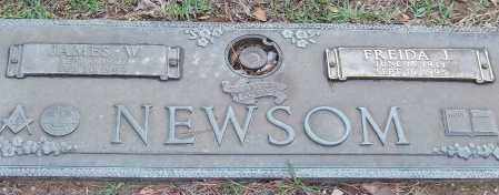 NEWSOM, FREIDA J. - Saline County, Arkansas | FREIDA J. NEWSOM - Arkansas Gravestone Photos