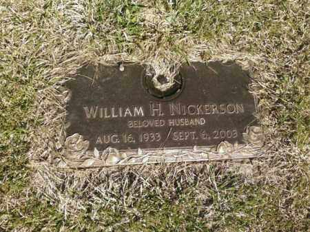 NICKERSON, WILLIAM - Saline County, Arkansas | WILLIAM NICKERSON - Arkansas Gravestone Photos