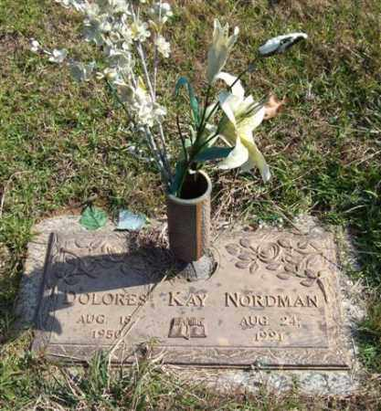 NORDMAN, DOLORES K - Saline County, Arkansas | DOLORES K NORDMAN - Arkansas Gravestone Photos