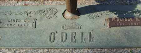 O'DELL, FLORENCE M. - Saline County, Arkansas | FLORENCE M. O'DELL - Arkansas Gravestone Photos