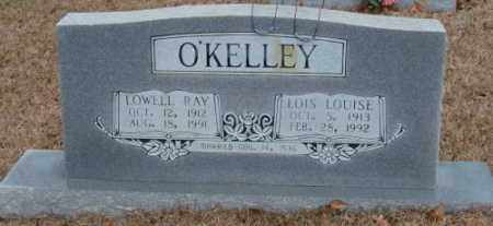O'KELLEY, LOIS LOUISE - Saline County, Arkansas | LOIS LOUISE O'KELLEY - Arkansas Gravestone Photos