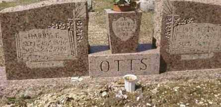 OTTS, HARRY - Saline County, Arkansas | HARRY OTTS - Arkansas Gravestone Photos