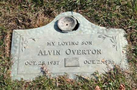 OVERTON, ALVIN - Saline County, Arkansas | ALVIN OVERTON - Arkansas Gravestone Photos