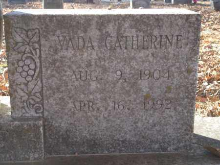 PAGE, VADA CATHERINE - Saline County, Arkansas | VADA CATHERINE PAGE - Arkansas Gravestone Photos