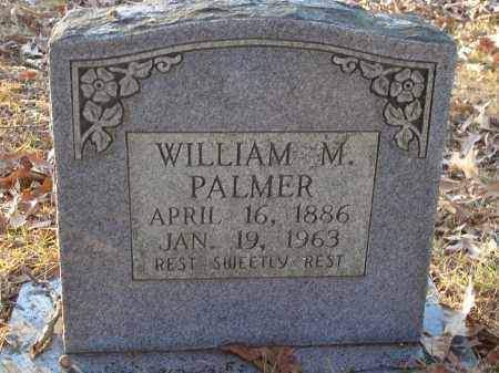 PALMER, WILLIAM M - Saline County, Arkansas | WILLIAM M PALMER - Arkansas Gravestone Photos