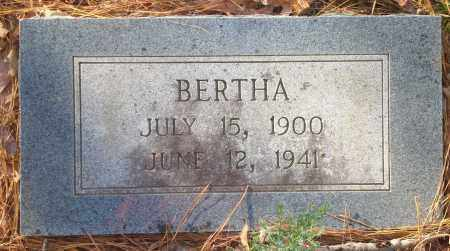 PARKER, BERTHA - Saline County, Arkansas | BERTHA PARKER - Arkansas Gravestone Photos
