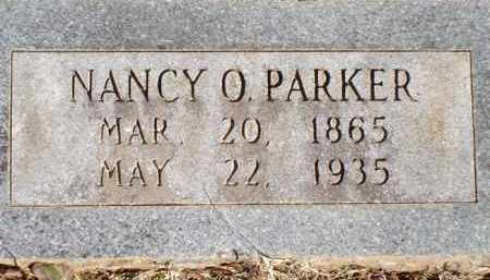 PARKER, NANCY O. - Saline County, Arkansas | NANCY O. PARKER - Arkansas Gravestone Photos