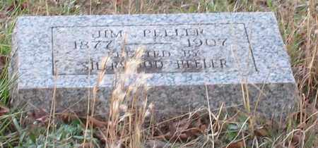 PEELER, JIM - Saline County, Arkansas | JIM PEELER - Arkansas Gravestone Photos