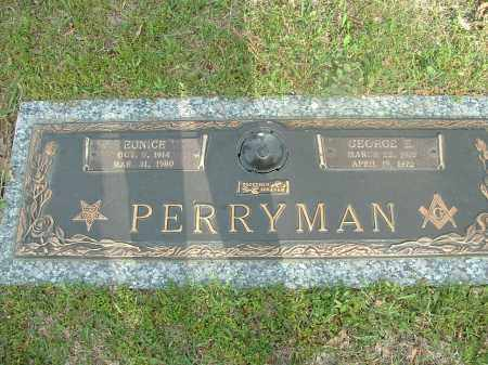 MANN PERRYMAN, EUNICE - Saline County, Arkansas | EUNICE MANN PERRYMAN - Arkansas Gravestone Photos