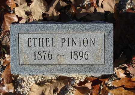 PINION, ETHEL - Saline County, Arkansas | ETHEL PINION - Arkansas Gravestone Photos