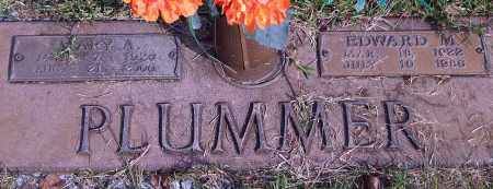 PLUMMER, MARY A. - Saline County, Arkansas | MARY A. PLUMMER - Arkansas Gravestone Photos