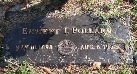 POLLARD, EMMETT I. - Saline County, Arkansas | EMMETT I. POLLARD - Arkansas Gravestone Photos